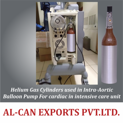 HELIUM GAS CYLINDER - Helium Cylinders For Balloon