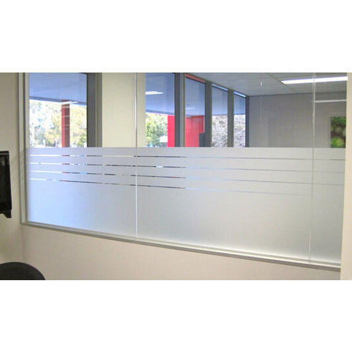 Frosted Window Glass Film