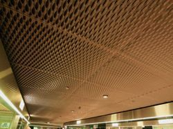 Metal Sheet False Ceiling