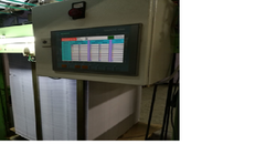 Three Phase PLC HMI Control Panel, Process Automation