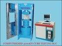 Display Cube Testing Machine 3000KN