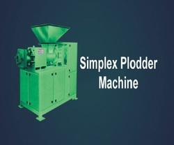 Simplex Plodder Machine