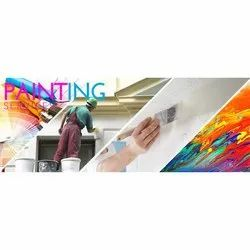 Interior and Exterior Painting Service, Type Of Property Covered: Commercial, Industrial