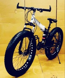 Fat Tyre cycle
