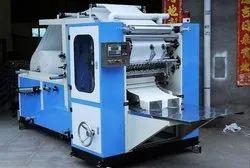 N Fold Napkin Making Machine