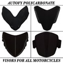 Autofy Headlight Visor For Bikes