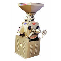 5 Hp Laxmi 16 Inch Half Cabinet Flour Mill, for Commercial