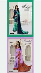 Ap brands Lavniya Saree, 6 m (with blouse piece)