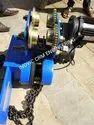 Triple Geared Chain Hoist