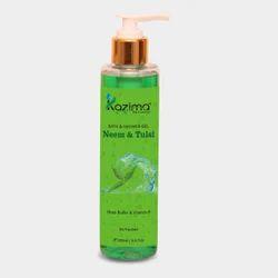 KAZIMA Neem & Tulsi Active Body Wash & Shower Gel