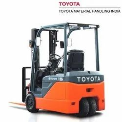 Electric Forklift in Gurgaon, इलेक्ट्रिक