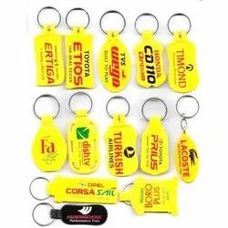 ABS Plastic Keychains