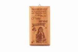 1044SM Wooden Plaques