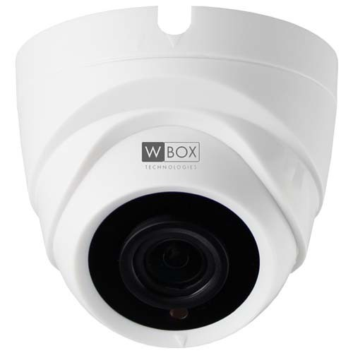 WBOX CCTV Dome Camera, For Indoor Use, 4cardz Solutions   ID