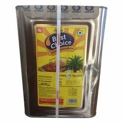 Himani Refined Palmolein Oil, Pack: 15 Litre