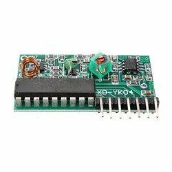 Pt2272 RF Receiver Module