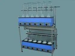 Kjeldhal Distillation And  Digestion Unit