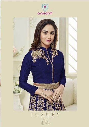 c7ae1adf1c Multcolor Arihant Designer Sashi Vol 11 Georgette Designer Suits, Rs ...