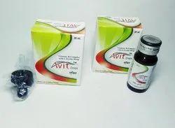 Vitamin B-Complex With L-Lysine Drop, Packaging Size: 30 Ml