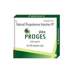 Progesterone Injection at Best Price in India