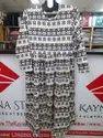 Woolen Long Dress For Woman