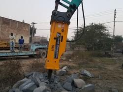 Hydraulic Rock Breaker For Excavators