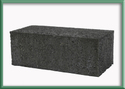 Grey Fly Ash Solid Blocks, Size: 9 In. X 4 In. X 3 In