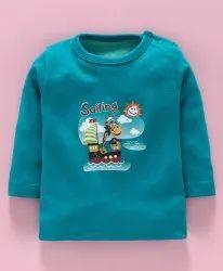 Kids Full Sleeve T Shirt