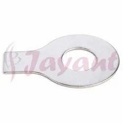 Single Tab Washer - IS 8068A, DIN 93, CSN 021751, PN 82021, UNI 6600 Single Tab Washers