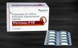 Propranolol (SR) & Flunarizine Combination Tablets