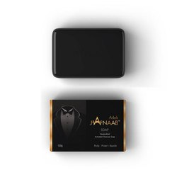 Janaab Handmade Activated Charcoal Soap