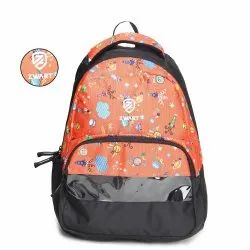 Jupiter-S-Orange School Bag