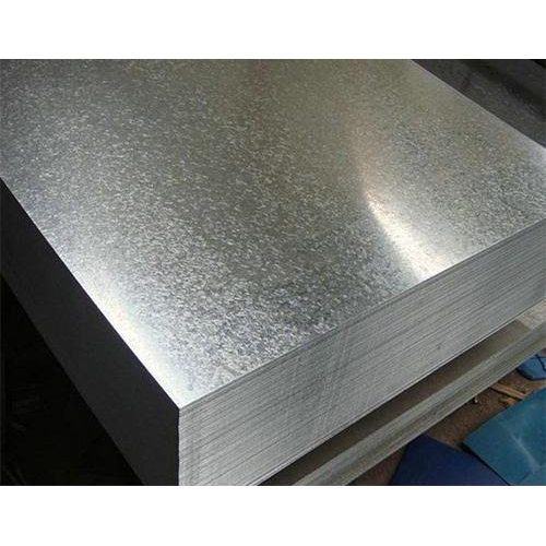 Galvanized Steel Sheets Thickness 1 2 Mm Material Grade Ss301 Rs 47 Kilogram Id 6238023930