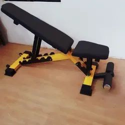 Roxan Multipurpose Gym Bench / Flat Bench / Incline / Decline
