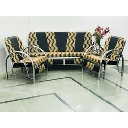 Stainless Steel Sofa Set for Home