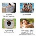 Intex Bubble Massage Spa Pool