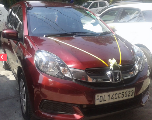 Honda Mobilio S I Dtec Diesel Used Car At Rs 750000 Piece Lajpat