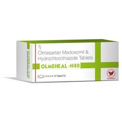 Olmesartan Medoxomil & Hydrocholorothiazide Tablets