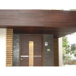 Wooden Dark Brown Wall Panel  sc 1 st  IndiaMART & Wooden Dark Brown Wall Panel Rs 250 /square feet Eurowood Lumber ...