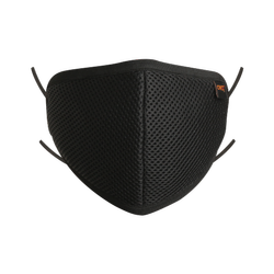 OVEE+ PRO-95 Black Reusable Ultra Protection Mask, Number of Layers: 7 Layers, Packaging Type: Hot Sealing Pouch