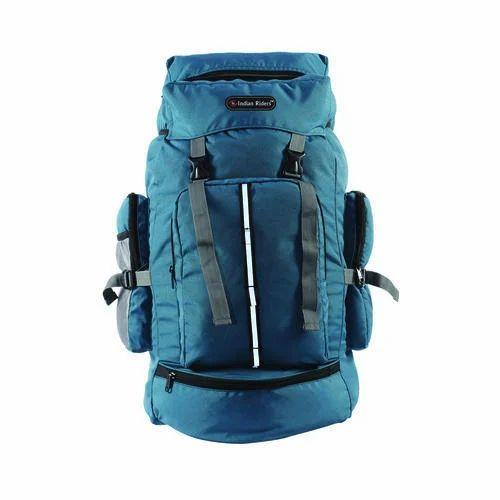 Indian Riders Blue 50L Hiking Rucksack Bag 979a68bfaee07