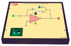 Op - Amp Closed Loop Response Trainer