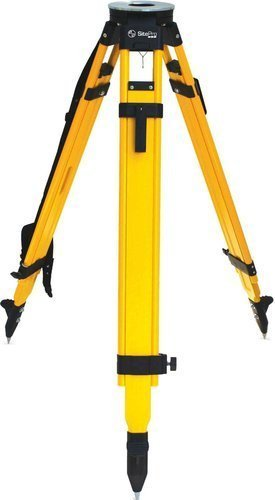 Aluminum Levelling Staves Wooden Tripod Stand