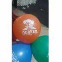 Quaker Advertising Printed Balloon
