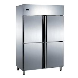 Industries Four Door Refrigerator