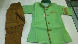 Boys Cotton Kids Baba Suit