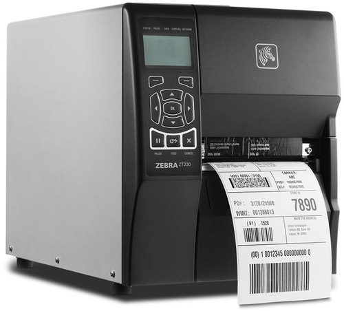 Barcode Printer in Chennai - Zebra Zt230 Barcode Printer