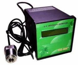 U.V. Intensity Meter