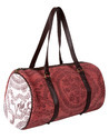 Cotton Durrie Large Travel Duffel Bag