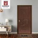 Olivia Decorative Wooden Membrane Designer Door